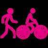 Découvrir Bouvignies à pied ou en vélo