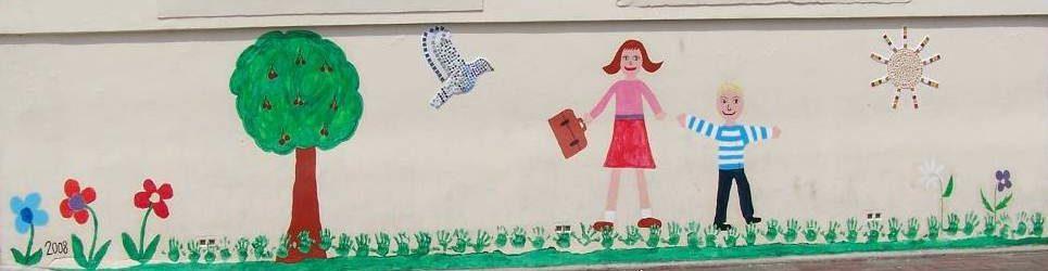 Conseil d'enfants à l'école Pigeon Vole