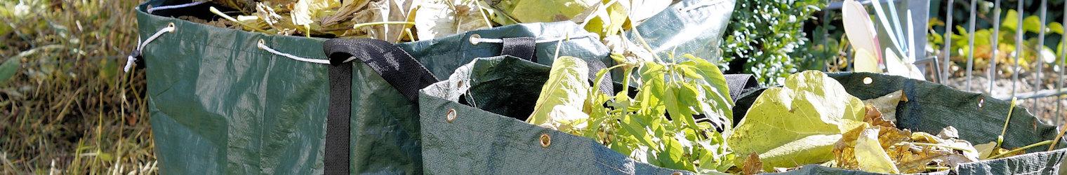 Reprise de la collecte des déchets verts